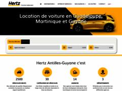 Détails : Hertz Martinique