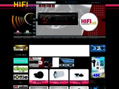 Détails : Hifi Car