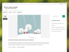 Détails : Apprendre à bricoler avec le blog maison