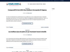 Homeloisirs trampoline votre boutique en ligne spécialisée dans le loisirs