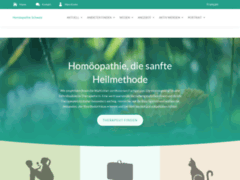 Détails : Homéopathie Suisse