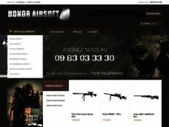 Détails : Boutique airsoft en ligne: Honor Airsoft