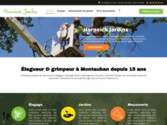 HORNEICK JARDINS: Paysagiste à LACOURT-SAINT-PIERRE