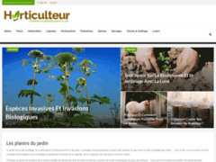 Détails : Devenez un as du jardinage avec le site «Horticulteur»