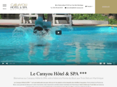 Hotel & Spa CARAYOU Martinique