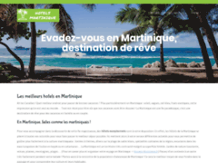 Découvrir les hôtels de Martinique