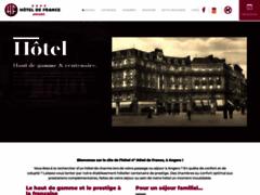 Détails : Hotel gare Angers
