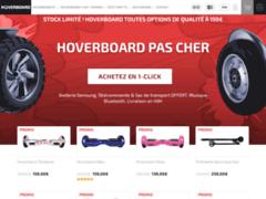 Détails : Boutique en ligne d'Hoverboard