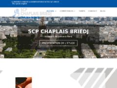 Détails : huissier de Justice à Paris
