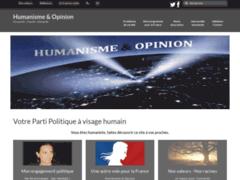 Détails : Valeurs humanistes - Politique humaniste - Opinion humaniste