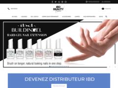 Détails : Les gels uv d'IBD Beauty