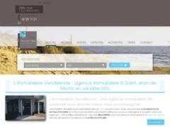 Détails : L' Immobilière Vendéenne : agence immobilière à Saint-Jean-de-Mont