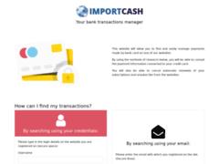 Détails : Une multitude d'options pour retrouver vos transactions passées