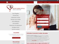 Détails : Infirmière à domicile à Ixelles, Bruxelles
