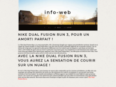Détails : http://infodu-web.yolasite.com/