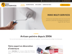 INNO MULTISERVICES: Peintre à SAINT-DENIS