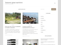 Détails : Innover pour survivre et non survivre pour innover