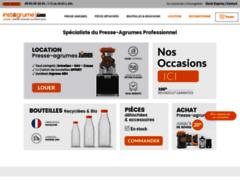 Détails : presses agrumes zumex