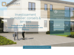 Détails : Investissement immobilier: conseils & services