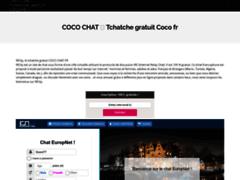 Détails : Rencontre sympa sur un chat IRC
