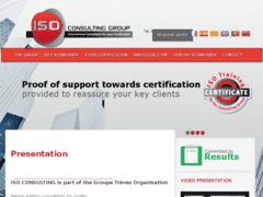 La certification iso 9001 avec Iso Consulting Group