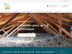 Détails : IsoBuild, votre entreprise d'isolation