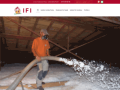 Création du site Internet de IFI Isolation Fermetures Impermeabilisation (Entreprise de Menuisier à BEAUMONT )