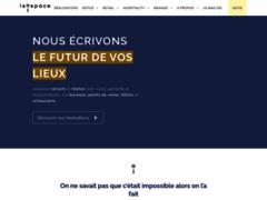 Détails : Aménagement et agencement de bureaux avec Isospace