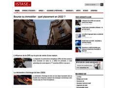 Détails : ISTASE : le site sur l'économie et la finance