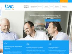 Détails : ITAC - Consultant télécom