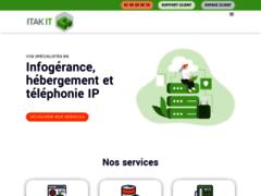 Détails : Des experts de l'infogérance et d l'hébergement Cloud