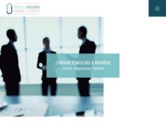 Détails : Cabinet d'avocat Janssens sis à Nivelles