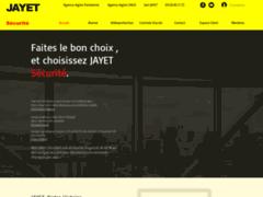 Détails : Jayet Sécurité, le partenaire adéquat pour votre sécurité
