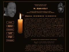 Détails : Jean Koly : découvrez ce maître de la voyance africaine