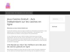 Détails : Votre guide des meilleurs jeux de casino gratuits