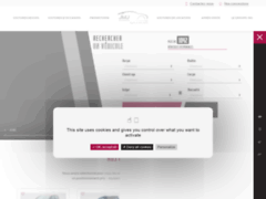 Détails : Vente de véhicules d'occasion toutes marques en Franche-Comté