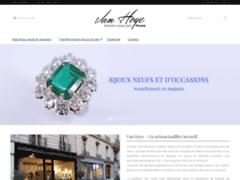 Vente en ligne des bijoux neufs et d'occasion