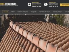 Création du site Internet de JUHEL COUVERTURE (Entreprise de Couvreur à AIX LES MILLES )
