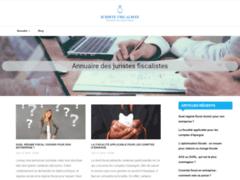 Détails : Portail web et annuaire sur le droit fiscal