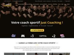 Détails : Dégoter un professionnel du coaching fitness à Paris sur Justcoaching.fr