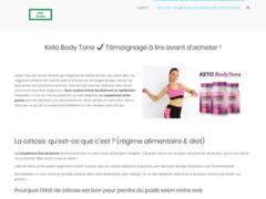 Keto-review.net : en savoir plus Keto Bodytone, un aide minceur pour brûler rapidement des graisses