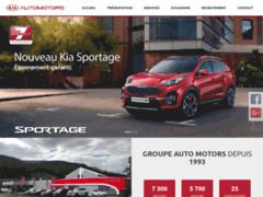 Détails : Concessionnaire automobile KIA à Grenoble