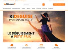 Site Détails : Kideguise - Déguisement bébé, enfant et adulte