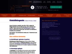 Détails : Philippe MAREELS kinésithérapeute et kinésiologue