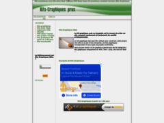 Kit graphique professionnel pour projets numériques