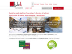 Kubik : Constructeur de maison à SARREBOURG