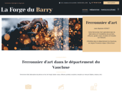 La Forge du Barry: Artisan d'art à BOLLENE