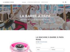 Détails : Vente des machines à barbe à papa de qualité