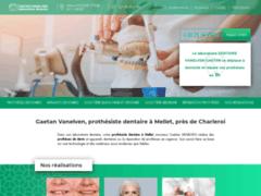 Détails : Gaetan Vanelven, prothésiste dentaire à Mellet, près de Charleroi