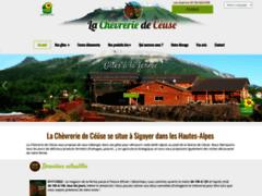Création du site Internet de L'AUBERGE DE CEUSE (Entreprise de Gîtes et chambres d'hôtes à SIGOYER )